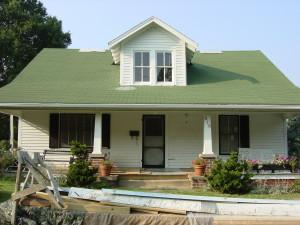 610 N G'boro roof 1