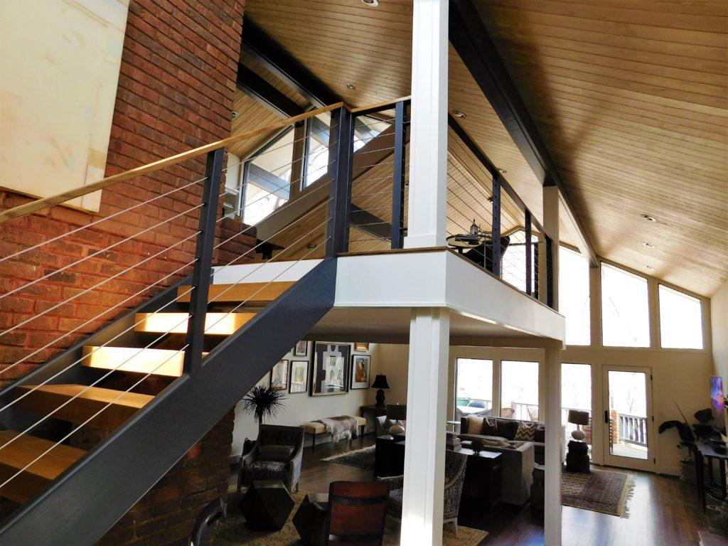 stairs loft